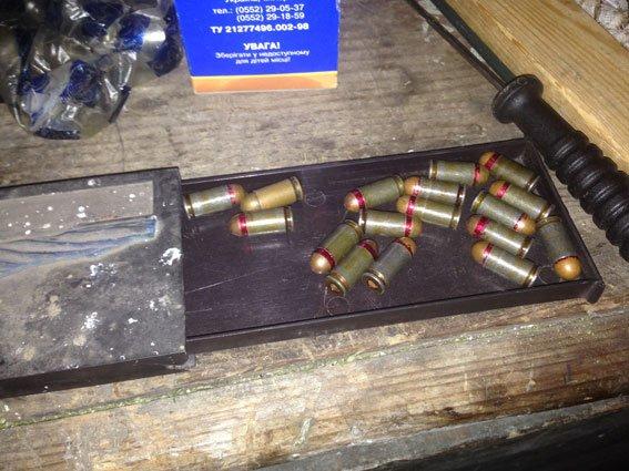 На Полтавщине задержали наркоторговца со слабостью к боеприпасам (ФОТО) (фото) - фото 3