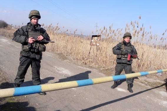 Под Мариуполем нацгвардейцы задержали мародеров (ФОТО) (фото) - фото 1