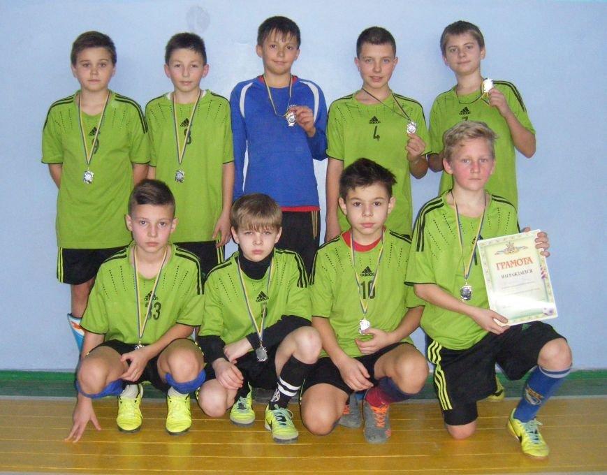 Футболисты Красноармейска и Димитрова стали лучшими по мини-футболу (ФОТО), фото-5