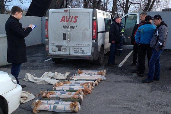 На Днепропетровщине изъяли 18 гранатометов из зоны АТО (фото) - фото 1