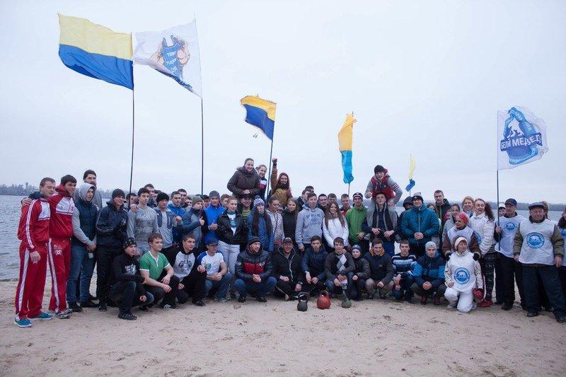 Около сотни студентов Днепропетровщины участвовали в акции «День здорового образа жизни» (фото) - фото 5