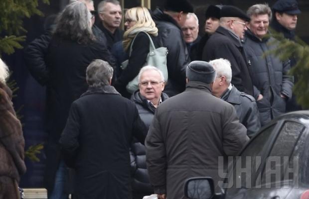 В Киеве похоронили экс-регионала Чечетова (ФОТО) (фото) - фото 1