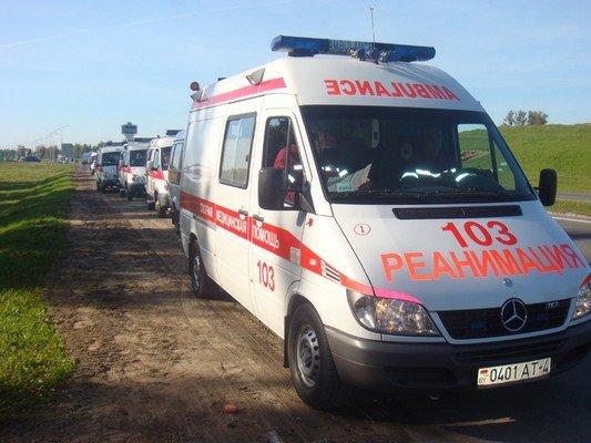 Главврач «Скорой» рассказал, как гродненцы пропускают «скорую помощь» и что приходится делать медикам, когда блокируют пути выезда (фото) - фото 5