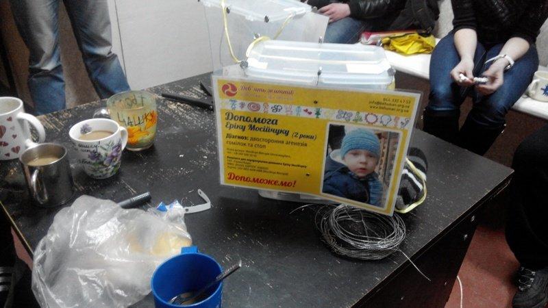 Неповнолітні заробляли на хворих дітях для збагачення керівника фонду (ФОТО, ВІДЕО) (фото) - фото 3