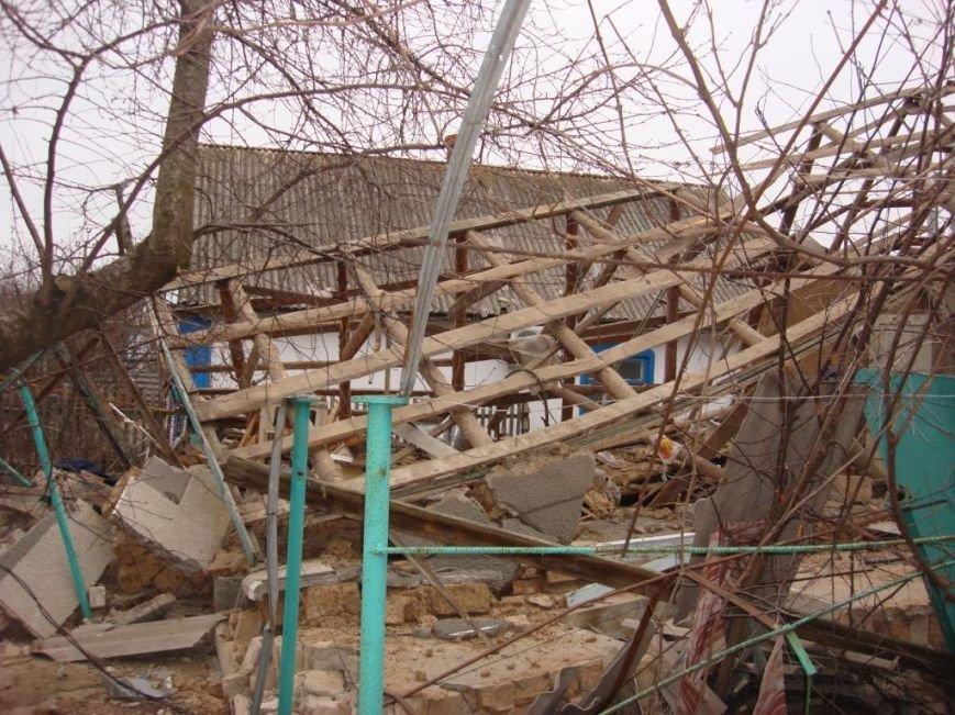 В Запорожской области взрыв газа разнес уже второй дом за месяц (ФОТО) (фото) - фото 1