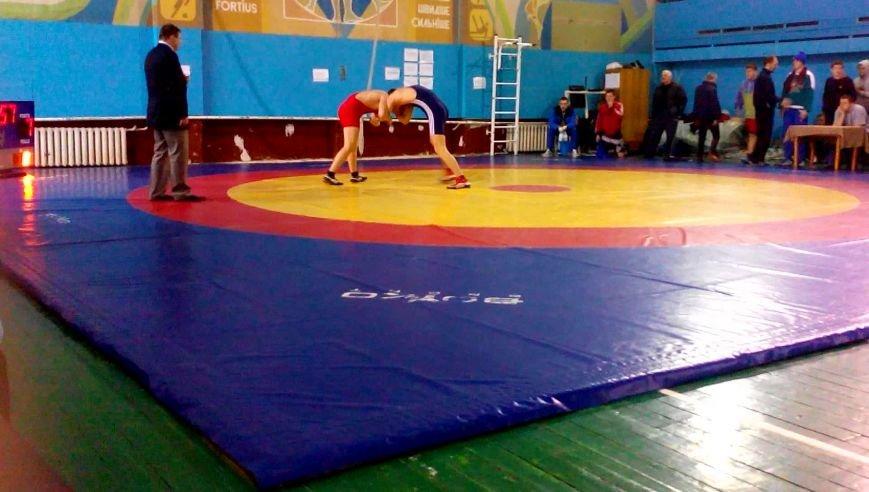 Димитровский спортсмен стал бронзовым призером Всеукраинского турнира по вольной борьбе (ФОТОРЕПОРТАЖ), фото-1