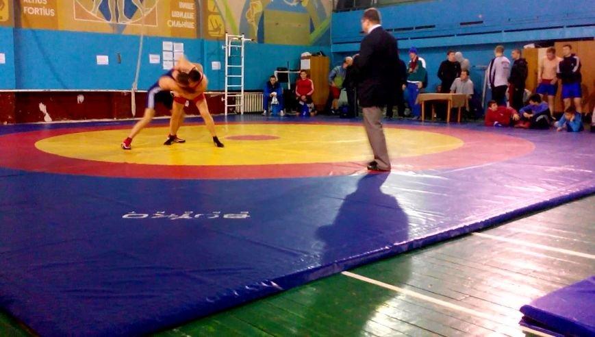 Димитровский спортсмен стал бронзовым призером Всеукраинского турнира по вольной борьбе (ФОТОРЕПОРТАЖ), фото-2