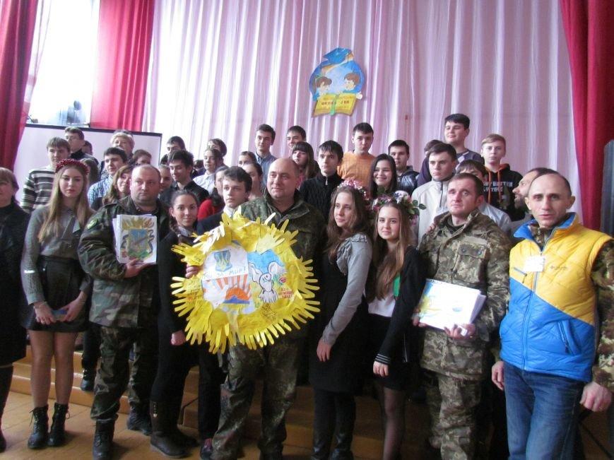 Львовские милиционеры и мариупольские волонтеры общались с детьми (ФОТО), фото-8