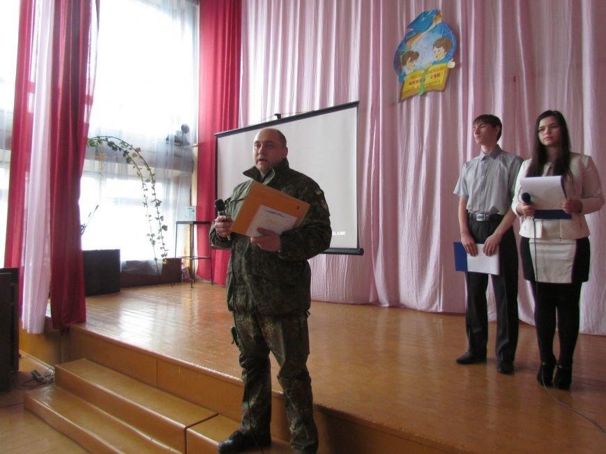 Львовские милиционеры и мариупольские волонтеры общались с детьми (ФОТО), фото-4