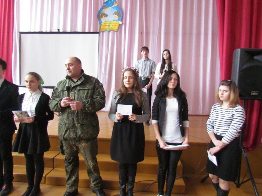 Львовские милиционеры и мариупольские волонтеры общались с детьми (ФОТО), фото-7