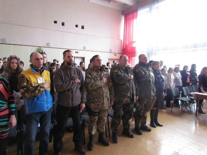 Львовские милиционеры и мариупольские волонтеры общались с детьми (ФОТО), фото-2