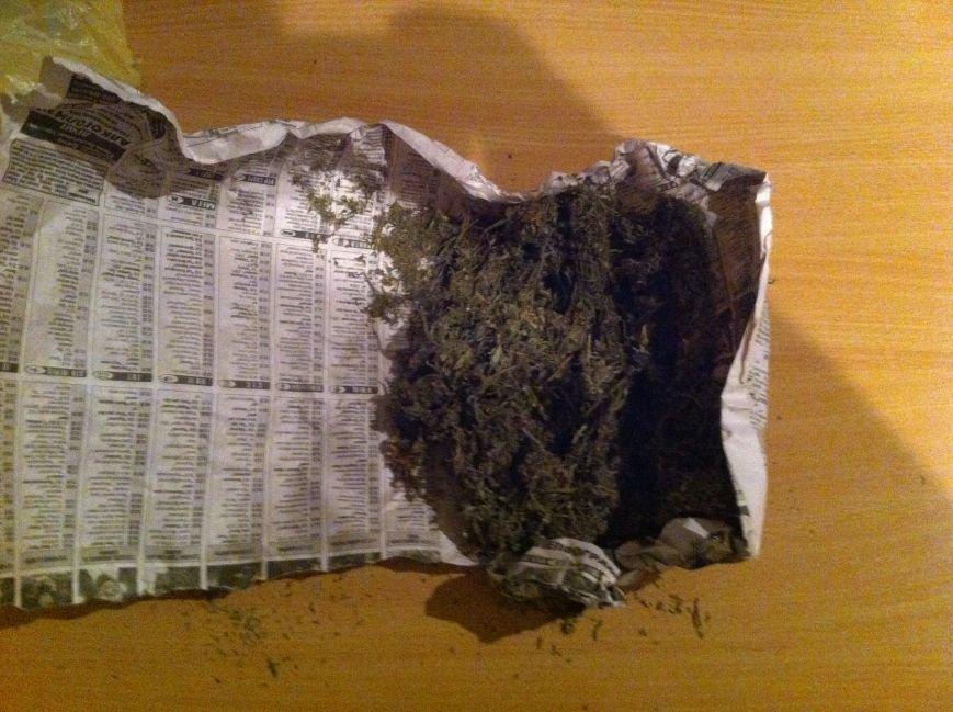 Красноармейские правоохранители изъяли каннабис у 41-летнего пособника террористов, фото-4