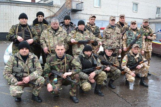 Черкасские Госавтоинспекторы  шестой раз отправляются в зону проведения антитеррористической операции(ФОТО) (фото) - фото 2