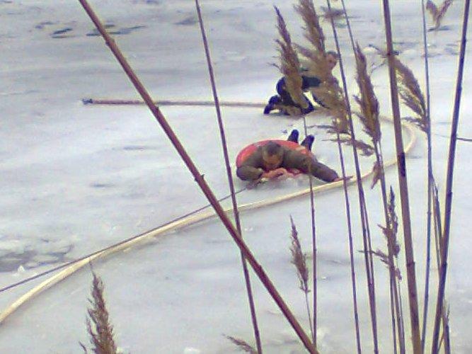 Зимова рибалка для полтавця ледь не скінчилася трагедією (фото) - фото 1