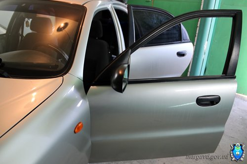 В Мариуполе угонщика автомобиля задержали в больнице, фото-2