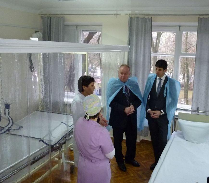В обласній лікарні є позитивні зміни. ФОТО (фото) - фото 1