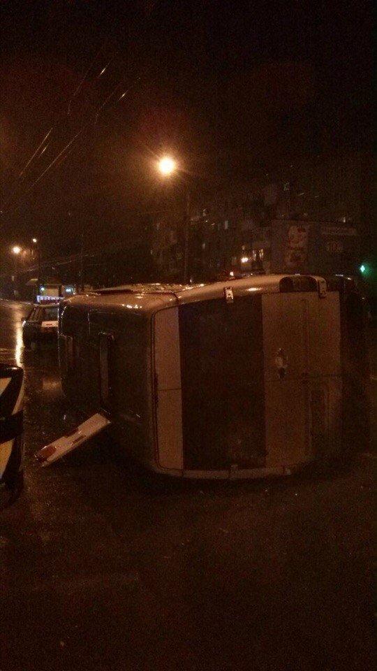 В аварии на Молодёжном виноват водитель автобуса (ФОТО) (фото) - фото 1