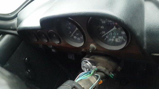 В Кременчуге задержали автомобиль, который был угнанный в Кировоградской области. ФОТО (фото) - фото 1