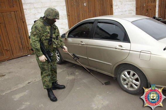 Сотрудник «Сокола» и охранник  «Азовстали» были убиты из одного и того же пистолета (ФОТО) (фото) - фото 1