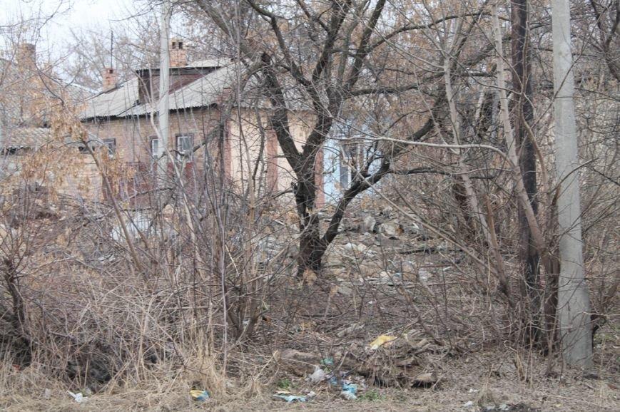 Мэр Артемовска показал начальнику отдела городского хозяйства городские «красоты», фото-2
