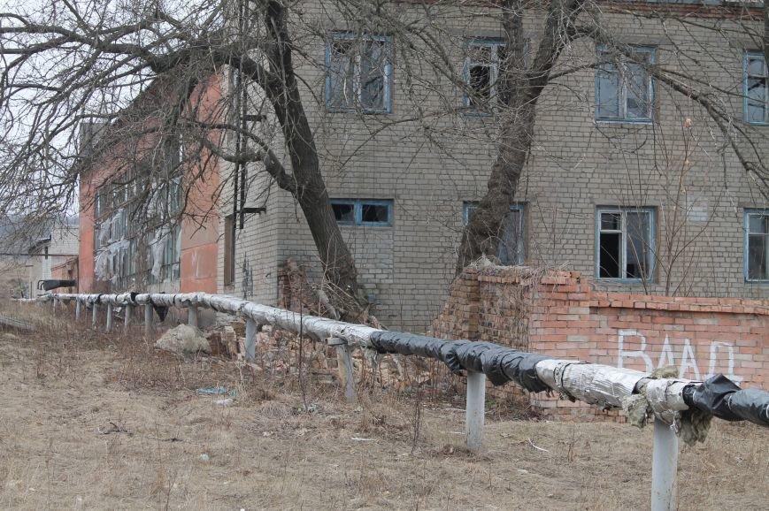 Мэр Артемовска показал начальнику отдела городского хозяйства городские «красоты», фото-9