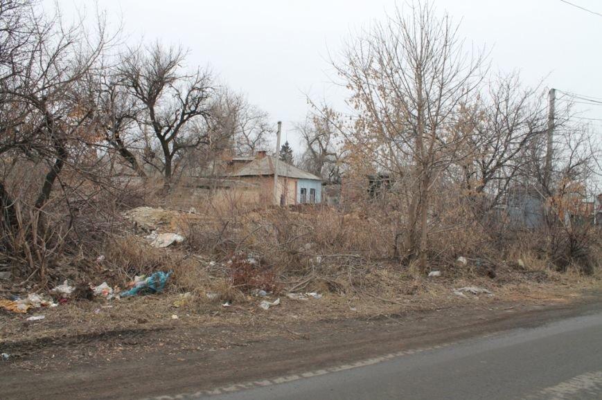 Мэр Артемовска показал начальнику отдела городского хозяйства городские «красоты», фото-5