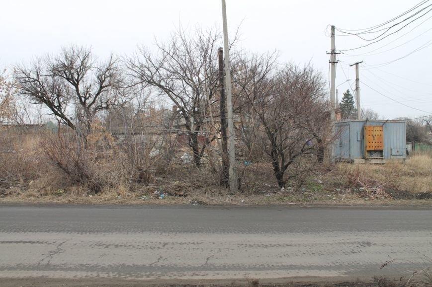 Мэр Артемовска показал начальнику отдела городского хозяйства городские «красоты», фото-3