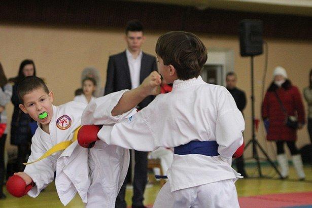 В Бердянске прошел турнир по каратэ (фото) - фото 4