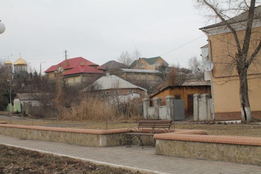 Мэр Артемовска показал начальнику отдела городского хозяйства городские «красоты», фото-12
