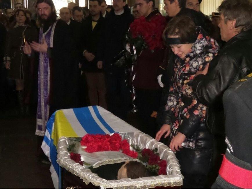 В Одессе простились с погибшими под Мариуполем морпехами (ФОТО), фото-2