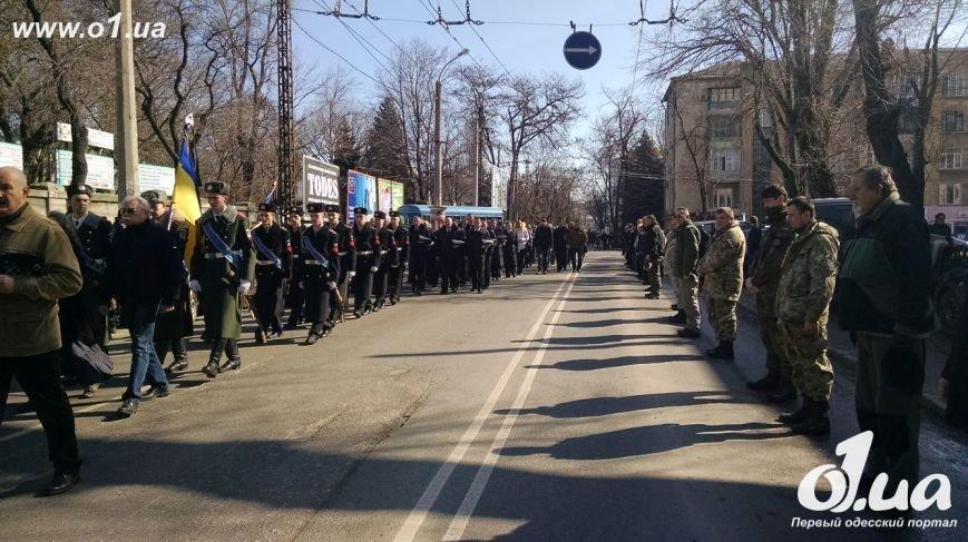 В Одессе простились с погибшими под Мариуполем морпехами (ФОТО), фото-4