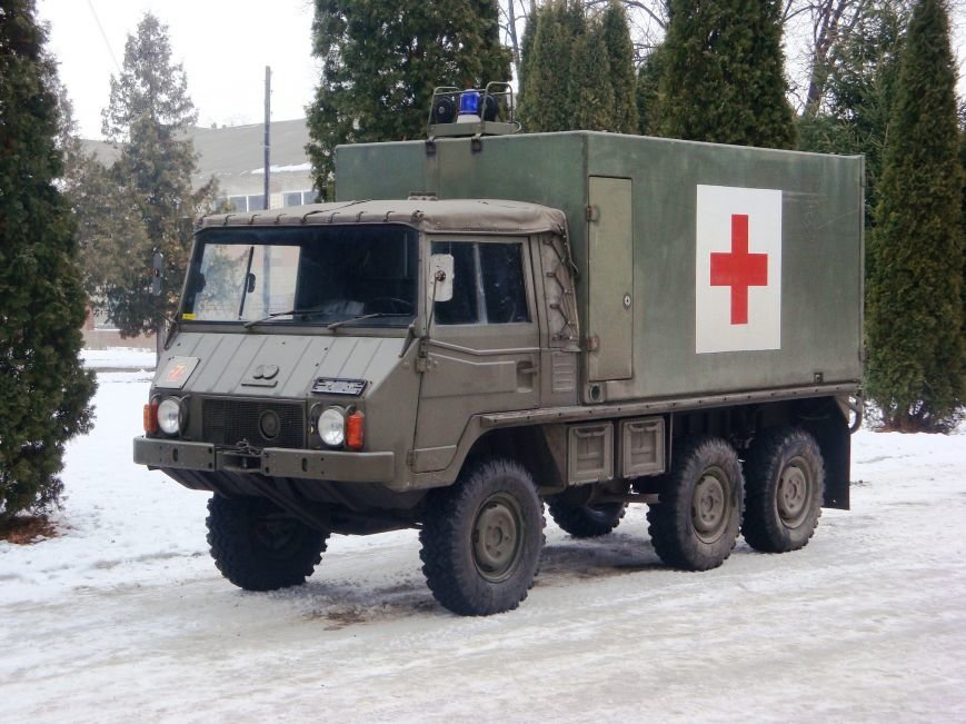 Пенитенциарии Сумщины продолжают помогать украинским военным в зоне АТО (ФОТО) (фото) - фото 1