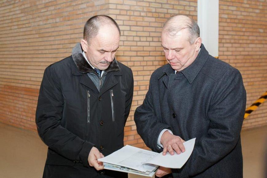 Голова ОДА Василь Губаль відвідав завод «Єврокар» (ФОТО), фото-1
