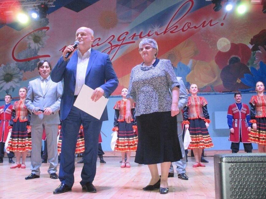 В Белореченске выбрали «Мисс района -2015» (фото) - фото 1