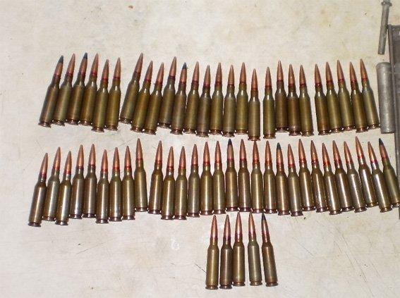 В Кировограде милиционеры изъяли большое количество патронов. ФОТО (фото) - фото 1