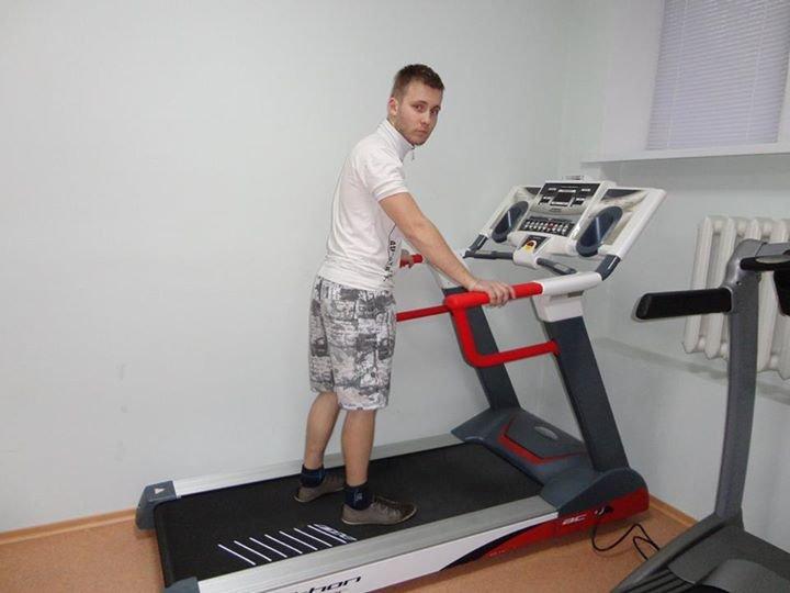 В Центре реабилитации инвалидов откроется просторный спортзал, фото-1