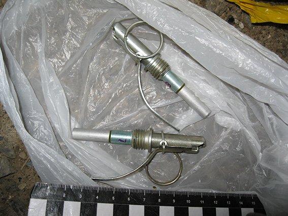 Молодик знайшов гранати і хотів продати (ФОТО) (фото) - фото 2
