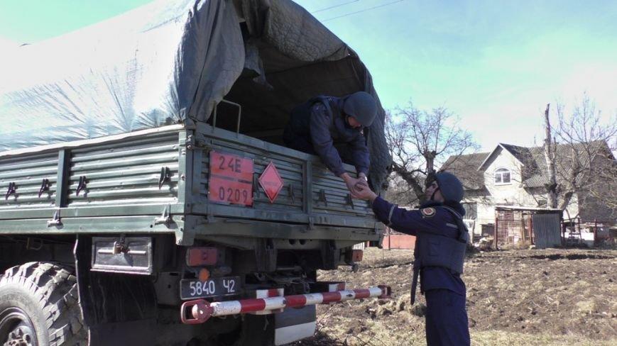 У Чернівцях знайшли снаряди Другої світової війни (фото) - фото 1