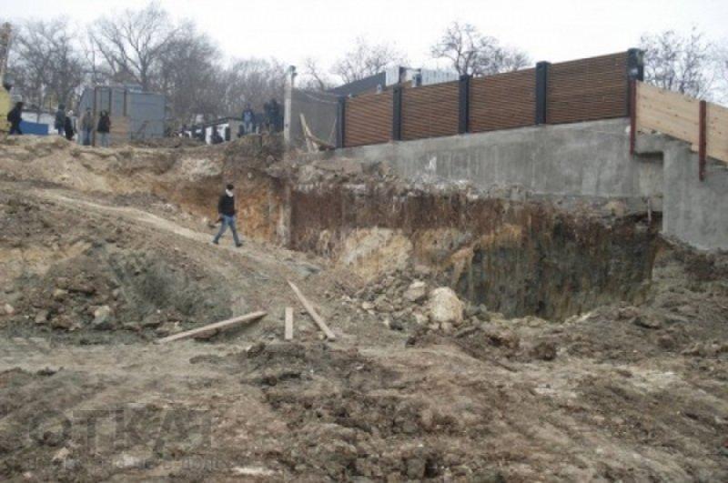Кисловскому через суд запретили строить аквапарк на одесском Ланжероне (фото) - фото 1