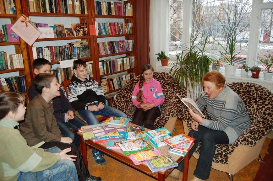 В Днепродзержинске отметили Всемирный день чтения вслух, фото-1