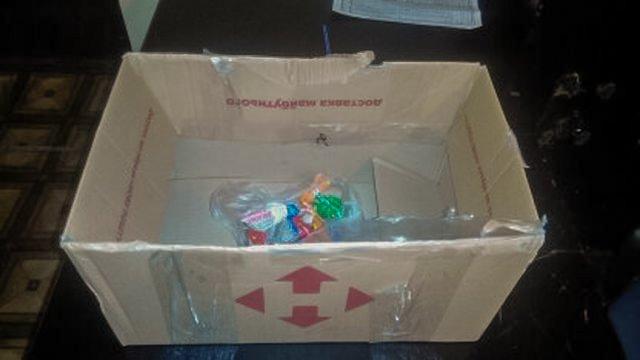 В Николаеве «Новая почта» доставила заключенному в СИЗО «конопляные» конфеты (ФОТО) (фото) - фото 1