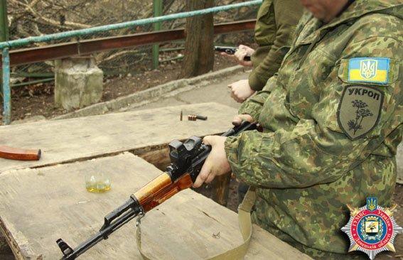 Ивано-франковские милиционеры вернулись защищать Мариуполь (ФОТО) (фото) - фото 1