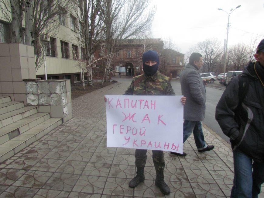 В Мариуполе офицера, спасавшего бойцов под Иловайском, обвинили в незаконном ношении оружия (ДОПОЛНЕНО), фото-4