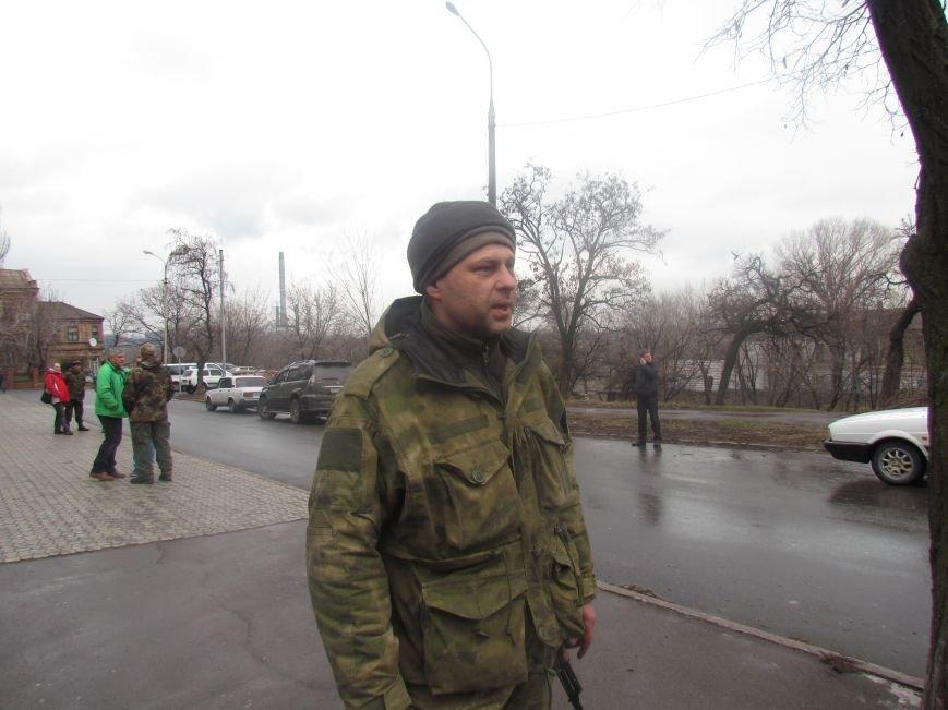 В Мариуполе офицера, спасавшего бойцов под Иловайском, обвинили в незаконном ношении оружия (ДОПОЛНЕНО), фото-1