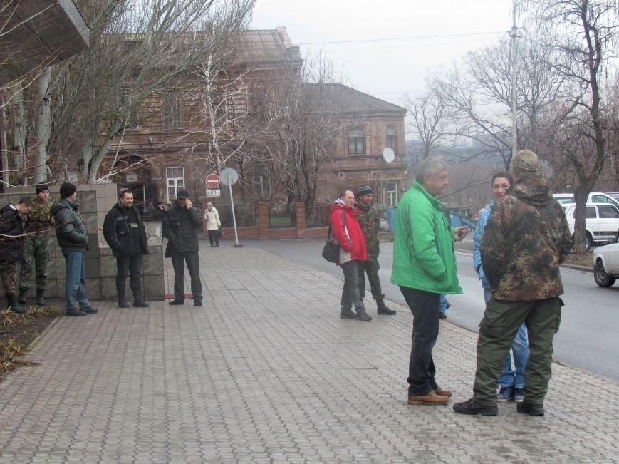 В Мариуполе офицера, спасавшего бойцов под Иловайском, обвинили в незаконном ношении оружия (ДОПОЛНЕНО), фото-2
