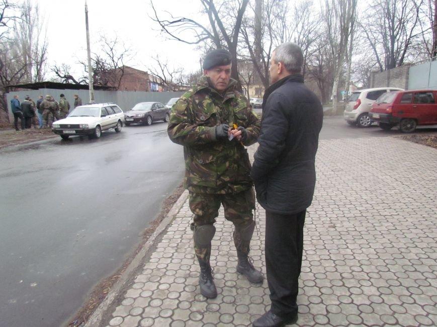 В Мариуполе офицера, спасавшего бойцов под Иловайском, обвинили в незаконном ношении оружия (ДОПОЛНЕНО), фото-10