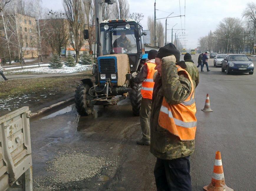 У Полтаві розпочався сезон ремонту доріг (ФОТО) (фото) - фото 2