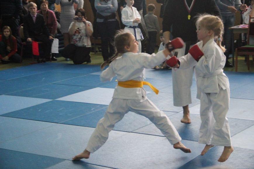 250 спортсменов из городов России приняли участие в турнире по карате в Домодедово (фото) - фото 1