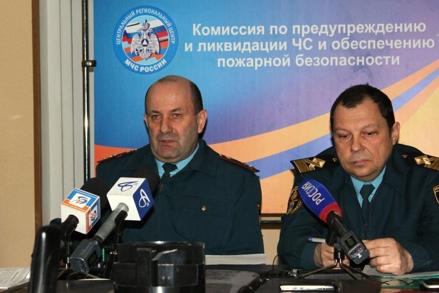 В Белгородской области готовятся к наступлению весеннего пожароопасного периода, фото-1
