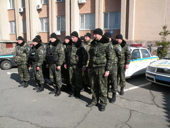 С Донбасса вернулись николаевские ГАИшники (ФОТО) (фото) - фото 3